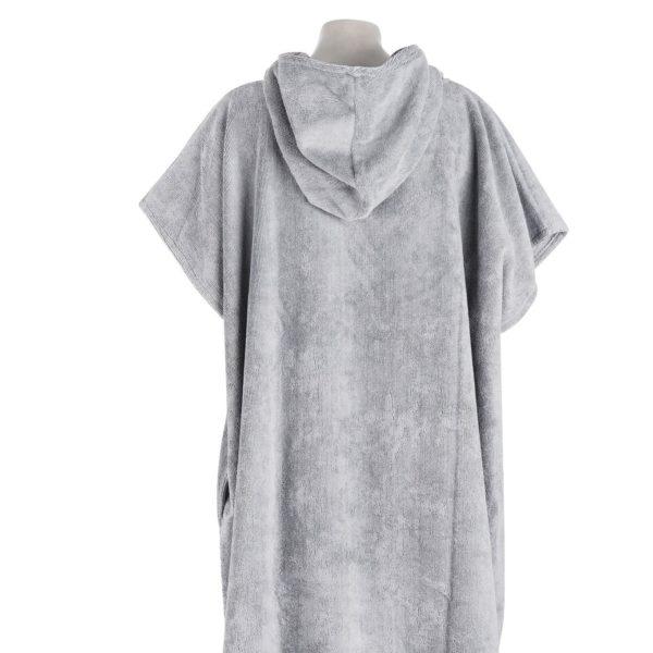 Changing Towel Cool Grey Back upper