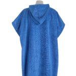 Changing Towel Sky Blue Back Upper