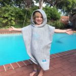 Hood Guise Changing Towel Cool Grey XS Starfish F